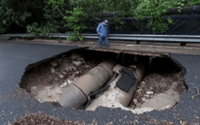 April Showers Bring May Sinkholes